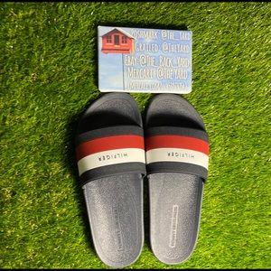 Tommy Hilfiger Men's Earthy Slide Sandal